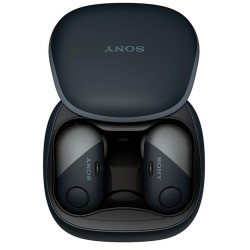 Audifonos Deportivos Sony InEar SP700 Bluetooth Negros