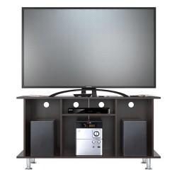 Mesa TV 42 Pulgadas Inval Cordoba Wengue 120x61x35cm