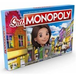 Juego de Mesa Señora Monopoly Hasbro