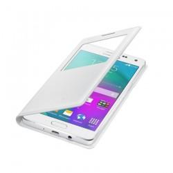 Sview Cover Cuero Samsung Galaxy A5 Blanco CTGSAM298_1